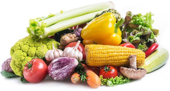 Gezodnste groentes