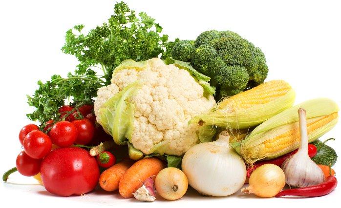 Meest eiwitrijke groentes