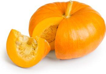 Gewone oranje pompoen