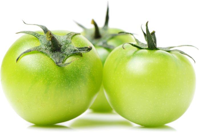 Groene tomaten afbeelding 2