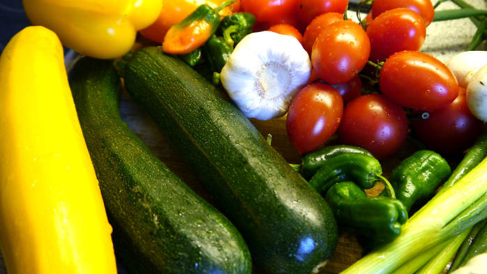 Verzameling groentes afbeelding 2